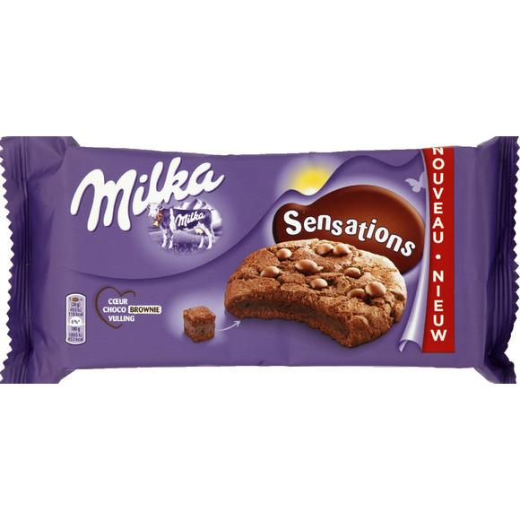 Milka Soft  Choco Inside  156g