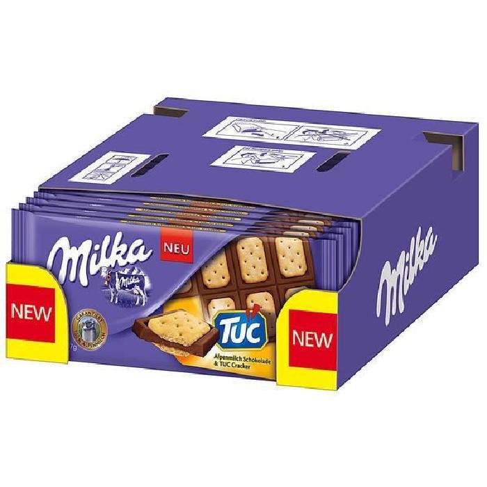 Milka Sandwich TUC 87g