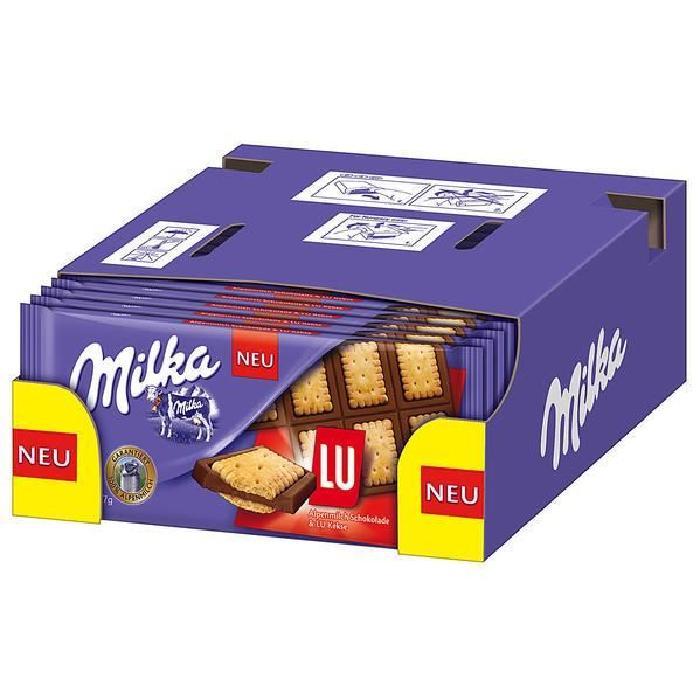 Milka Sandwich LU 87g