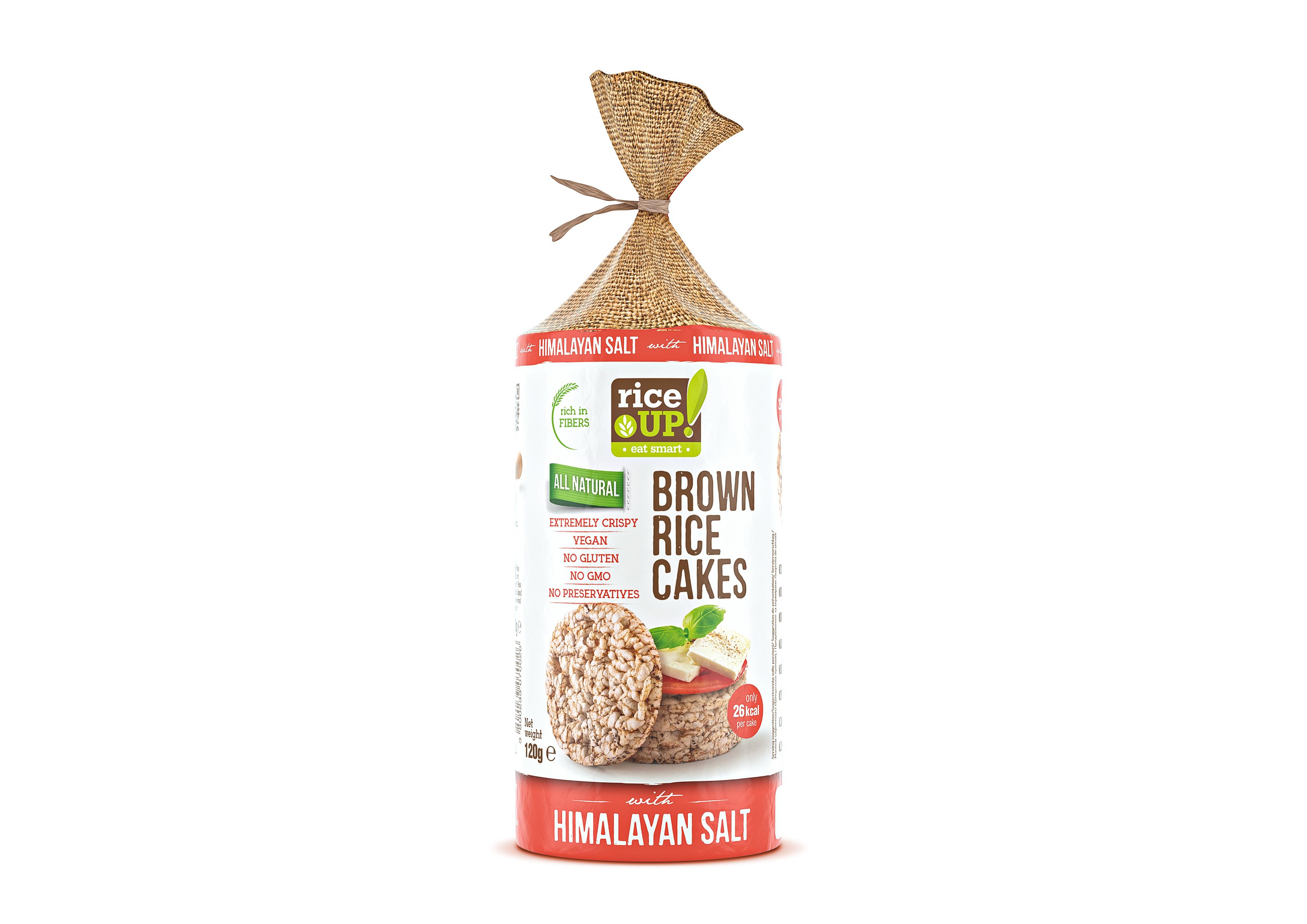 Rice Up Rice with Himalayan salt 120 gr