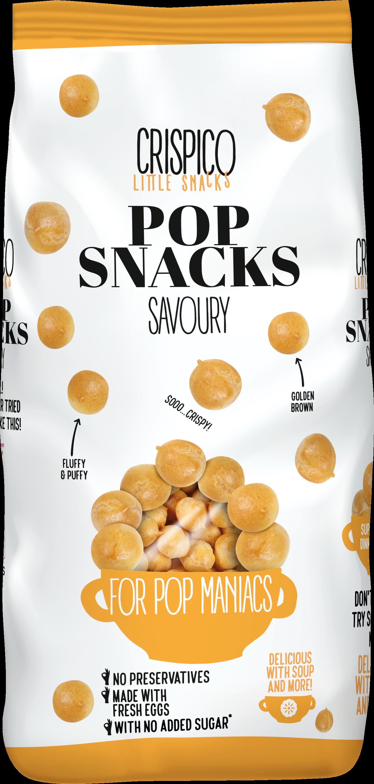 Crispico Pop Snack