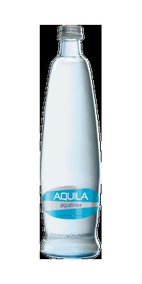 Mineral Aquila qazsız 0.33l